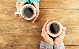 На время беременности лучше отказаться от кофе