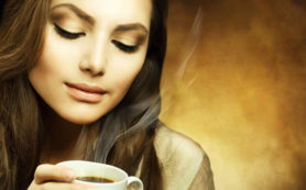Кофе влияет на женские гормоны