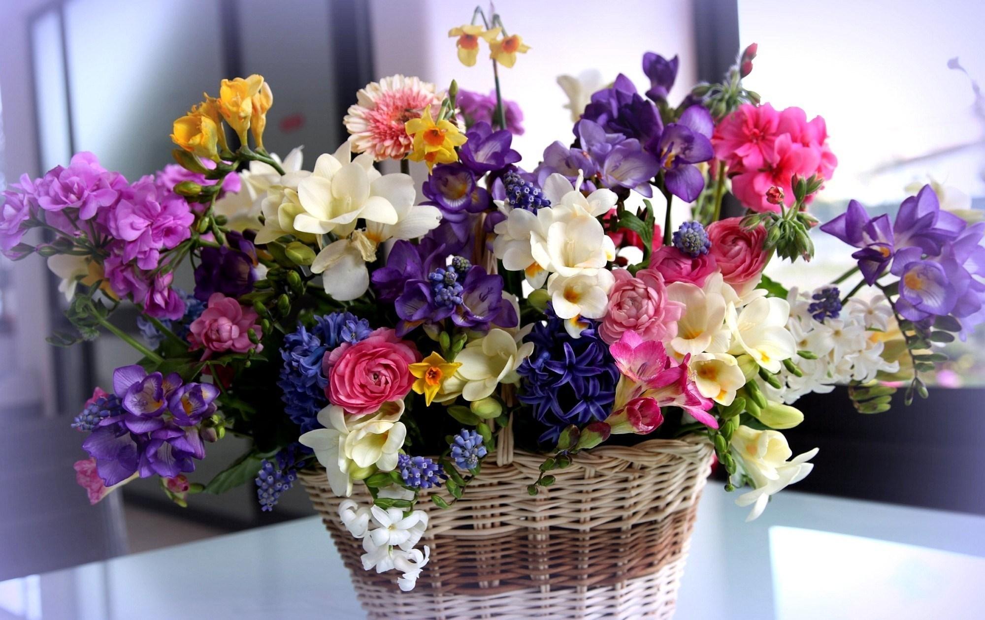Цветы как украшение любого праздника