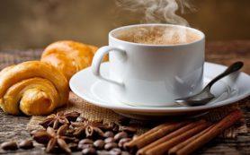 Кофе устранит запах изо рта