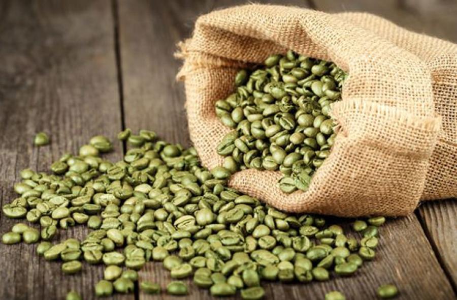 Зеленый кофе поможет избавиться от лишних килограммов