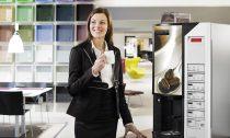 Вендинговые автоматы с кофе