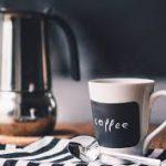 Современная популяризация кофе.