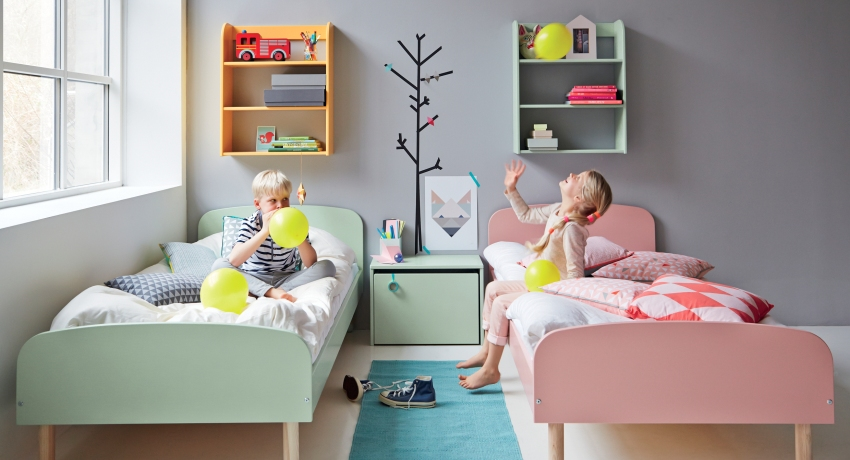 Детская комната – мир ребенка