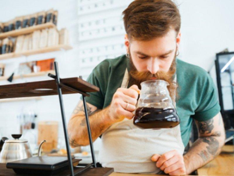 Запах кофе влияет на умственные способности