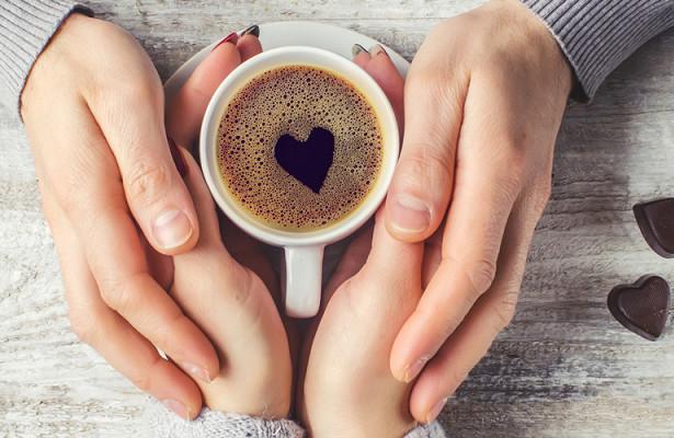 Кофе оказывает сильное воздействие на либидо
