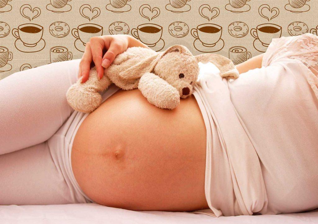 Растворимый кофе при беременности и гв