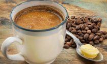 Кофе с маслом помогут похудеть в домашних условиях