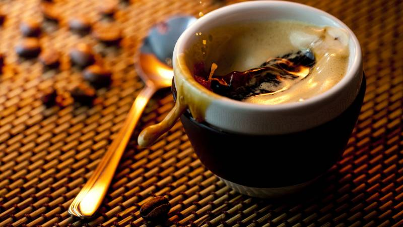 Рецепт кофе 1844 года