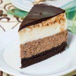 """Торт """"Шоколадное суфле"""""""