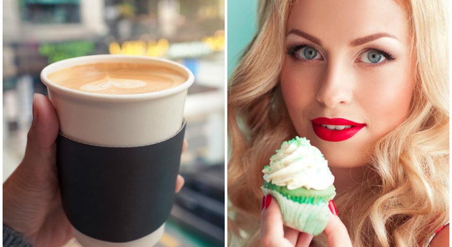 Что калорийнее — кофе или десерт?