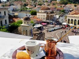 Греческий кофе — путь к долголетию