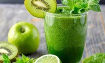Зеленая диета: особенности