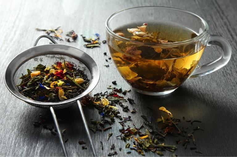 Зеленый чай перед сном