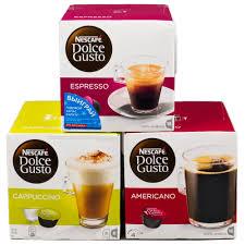 Обзор кофе Nescafe Dolce Gust