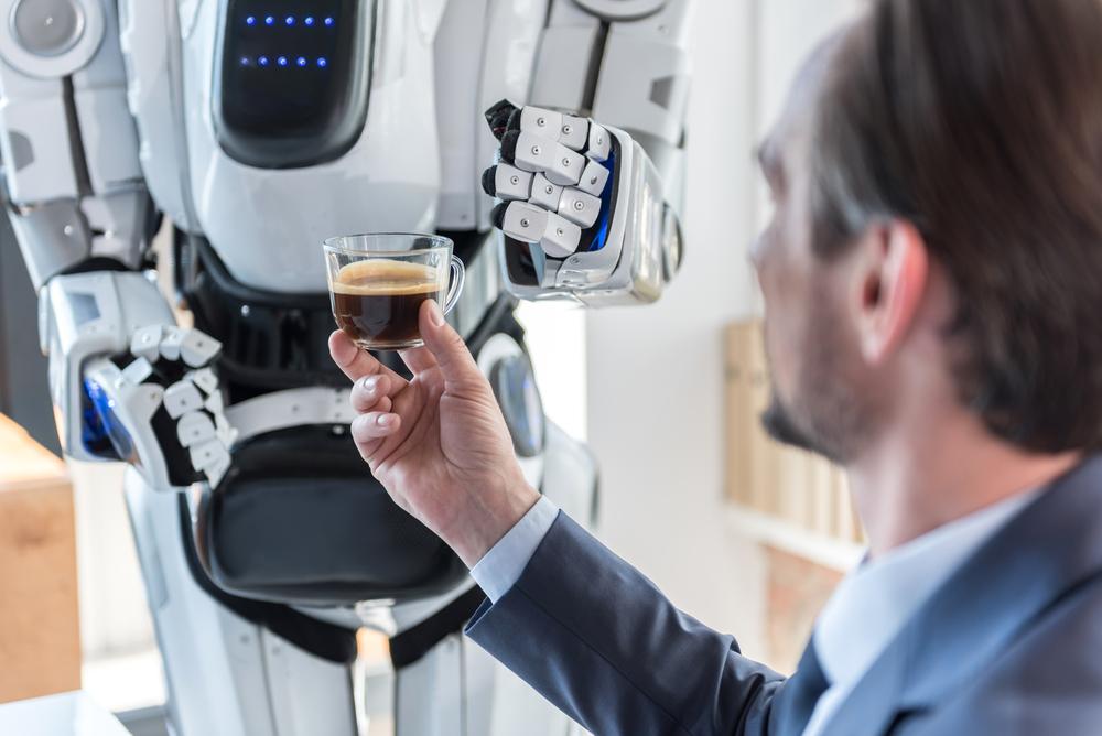 Робот-бариста. 7 плюсов открытия бизнеса