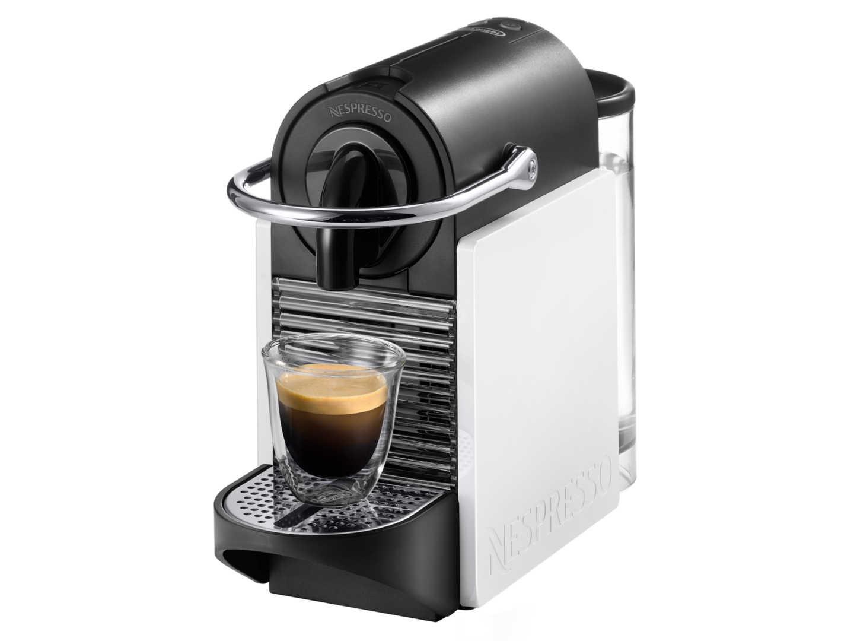 DeLonghi Nespresso Pixie Clips EN 126 капсульная кофемашина