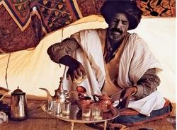 Тонкости Востока или кофейный обычай бедуинов