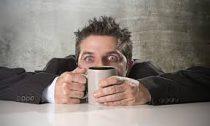 Передозировка кофе: что делать