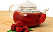 Чай с фруктами ягодами