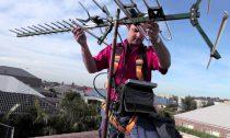 Как правильно установить антенну