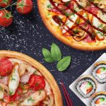 Лучшая доставка роллов и пиццы в Нур-Султане