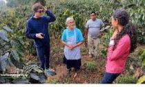Кофе Сальвадора. Фермер Maria Zoila Pineda