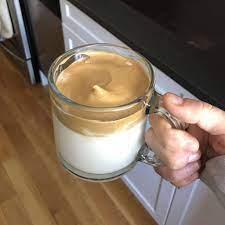 Взбитый кофе