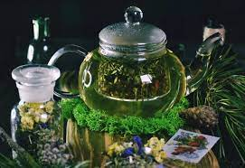 Чайные напитки, травы, цветы