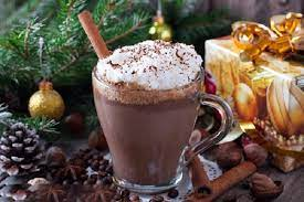 Пряный рождественский кофе