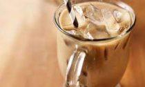 Холодный кофе со сгущенкой