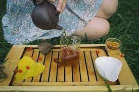 Пара слов об инструкциях и о заваривании чая в стеклянном стакане
