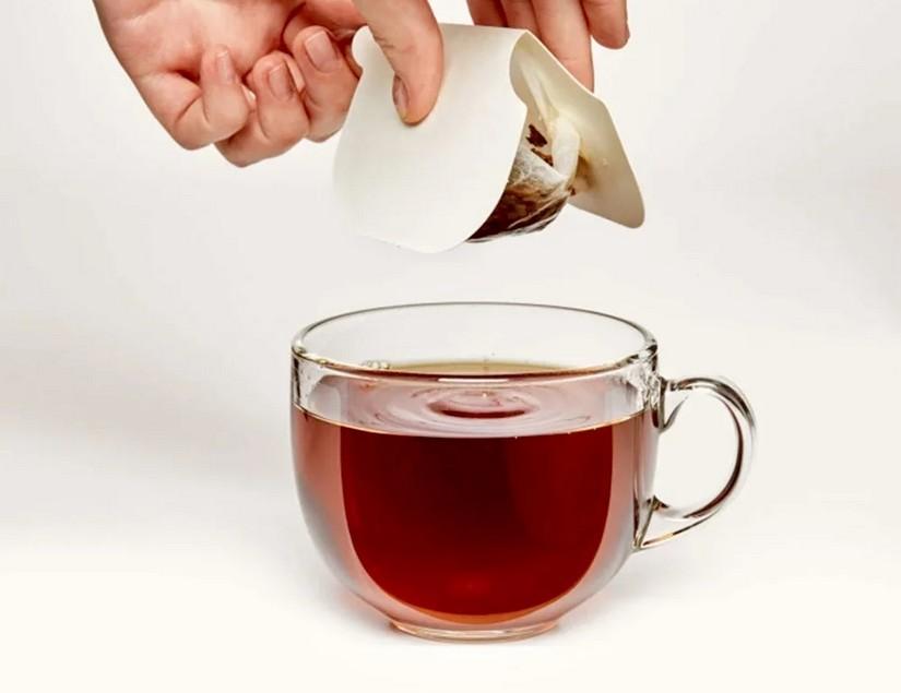 Как фасуют чай?