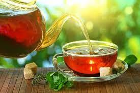 Частота употребления чая