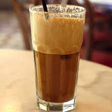 Охлажденный кофе по-карибски
