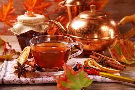 Пряный согревающий чай