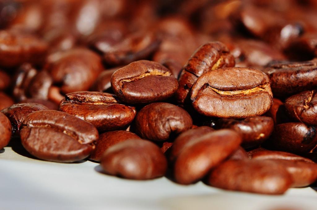 В Ленинградской области открыт новый завод по производству кофе