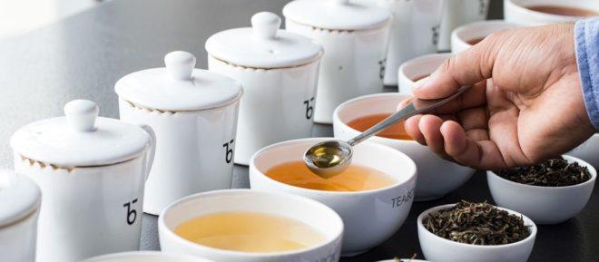 Чайные сомелье или «тистестер», как профессия.