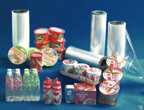 Из каких видов пластика производят упаковку?