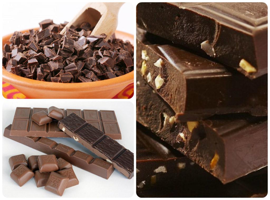 Почему надо употреблять шоколад
