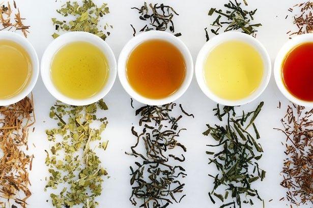 Классификация и типы чая