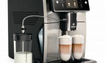 Чашка лучшего бодрящего кофе с Saeco