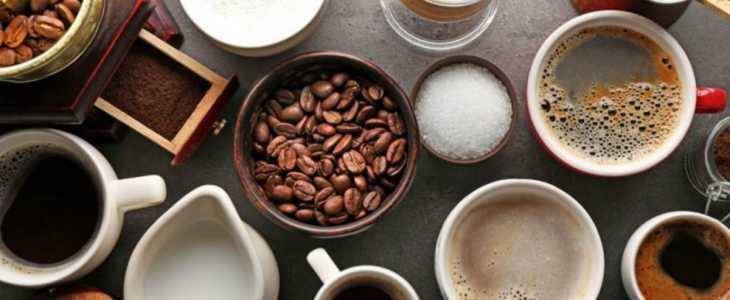 Классификация кофейного вкуса