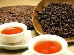 Старый чай