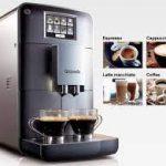 Компактная автоматическая кофемашина Panasonic NC-ZA1 для ценителей кофе