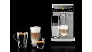 Кофемашина Philips Saeco GranBaristo приготовит до 15 напитков одним нажатием кнопки