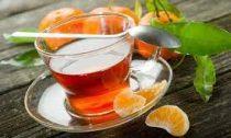 Мятно-мандариновый чай