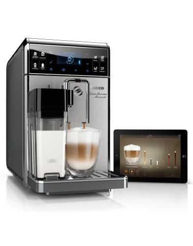 IFA 2014: кофемашина Philips GranBaristo Avanti управляется с помощью планшета