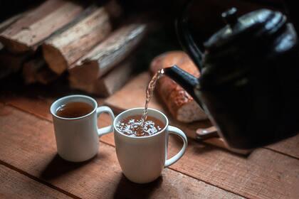 В чае обнаружили неизвестные и потенциально опасные соединения