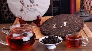 Чай Пуэр- источник долголетия и здоровья
